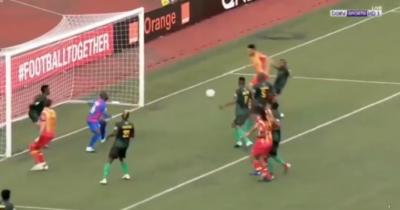 Vidéo : Coulibaly ouvre le score pour l'EST