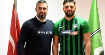 Syam Ben Youssef s'engage avec Denizlispor