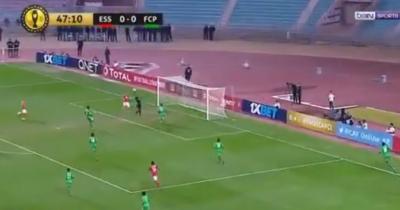 Vidéo : Laaribi ouvre le score pour l'ESS