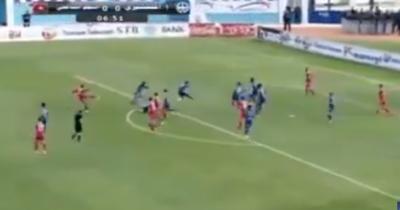 Vidéo : Le joli but de Ben Ouannes contre l'USM