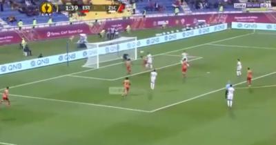 Vidéo : Obama ouvre le score pour le Zamalek contre l'EST