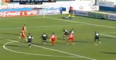 Vidéo : Chikhaoui offre la victoire au ST contre le CA