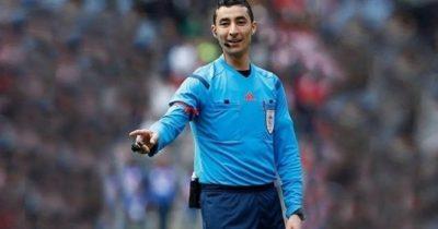 CAB-EST : Amir Loussif au sifflet