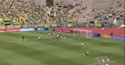 Vidéo : Ali Maaloul buteur contre Sundowns