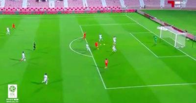 Vidéo : Le joli but de Hamdi Harbaoui contre Al Khour