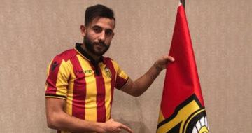 Ghailene Chaalali résilie son contrat avec Malatyaspor
