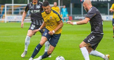 Vidéo : Le 6ème but de la saison pour Imed Louati avec Hobro IK