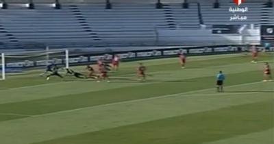 Vidéo : Le CSS mène 2-0 à la mi-temps dace à l'ESS (buts Sokari et Habbassi )