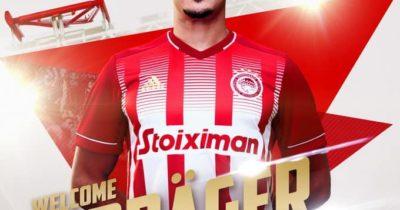 Drager rejoint l'Olympiakos