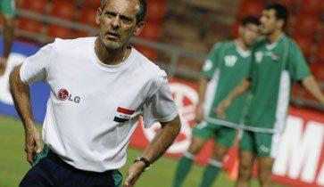 ESS : Jorvan Vieira, nouvel entraineur